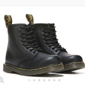 Dr Martens 1460 combat toddler boots